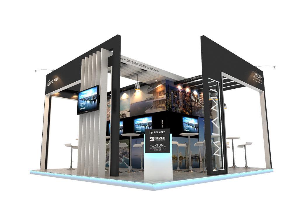 Stands Para Expo En Guadalajara : Expo stands y display one marketing sistemas de exhibición